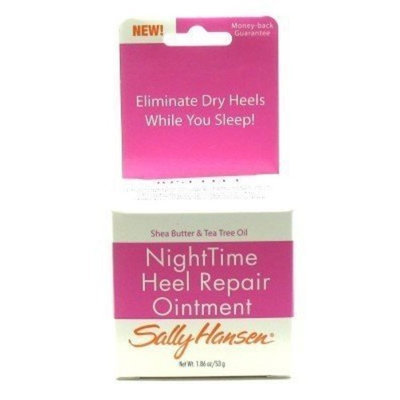 Sally Hansen® Night Time Heel Repair Ointment Lotion