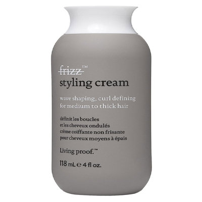 Living Proof No Frizz Wave Shaping Curl Defining Styling Cream