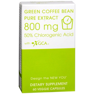 Creative Bioscience Green Coffee Bean Pure Extract 800mg