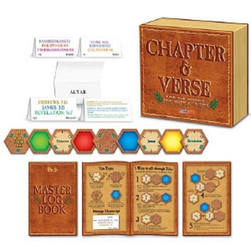 GDC-GameDevCo Chapter and Verse: The New Testament Version Ages 8 and up