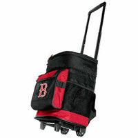 MLB Boston Red Sox Rolling Cooler