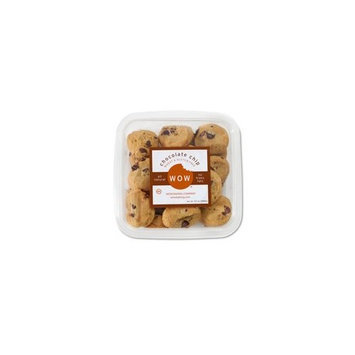 WOW Baking Company Gluten Free Cookies Tub - Chocolate Chip - 12 oz