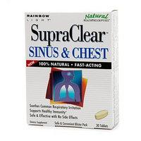 Rainbow Light SupraClear Sinus & Chest