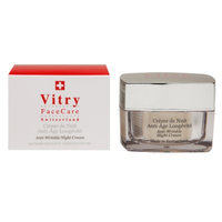 Vitry Anti-Wrinkle Night Cream, 1.69 fl oz