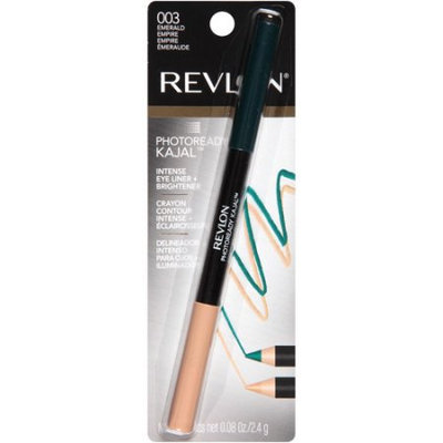 Revlon PhotoReady Kajal Intense Eye Liner + Brightener - Emerald