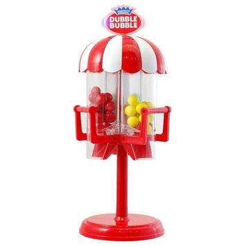 Sweet N Fun Carousel Top Gumball Machine 3 Dispenser