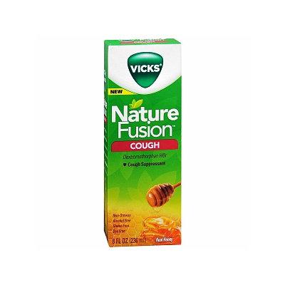 Vicks Nature Fusion Cough Suppressant