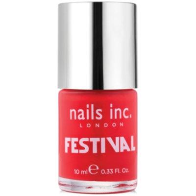 Nails.inc nails inc. Hyde Park Festival Nails
