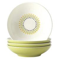Rachael Ray Circles & Dots Fruit Bowl Set of 4 (7.5 oz.)