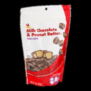 Ahold Milk Chocolate & Peanut Butter Mini Cups