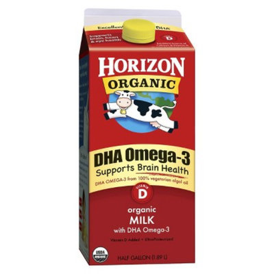 Horizon Organic Whole Milk with DHA Omega-3 64 oz