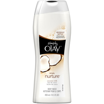 Olay Simply Nurture Coconut Milk Body Wash