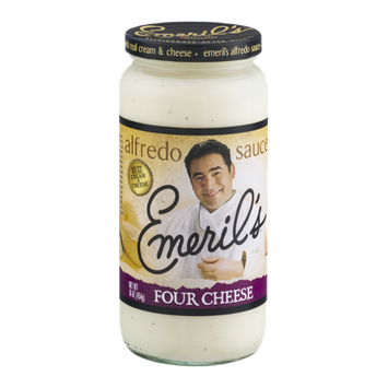 Emeril's Alfredo Sauce Four Cheese