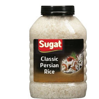 Sugat Classic Persian Rice (Kosher for Passover), 2.2-Pound Packages (Pack of 4)