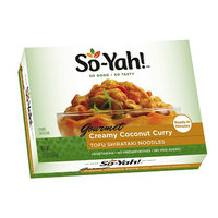 So-Yah! Creamy Coconut Curry