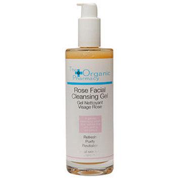 The Organic Pharmacy Rose Facial Cleansing Gel, 100 ml