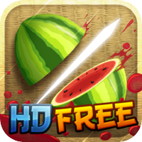 Halfbrick Studios Fruit Ninja HD Free