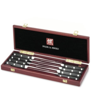 Zwilling J.a. Henckels Zwilling J.A. Henckels Presentation Gourmet 8 Piece Steak Knife Set