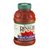 Francesco Rinaldi Traditional Pasta Sauce Meat Flavored