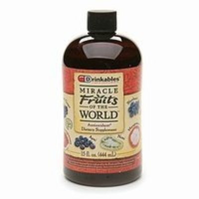 Remington Drinkables Miracle Fruits of the World 15 fl oz