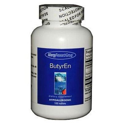 Allergy Research Group, ButyrEn 100 tablets