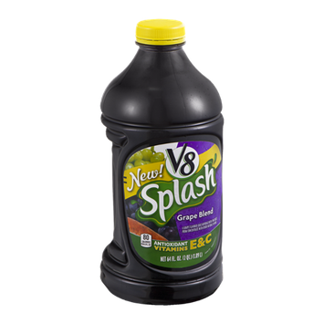 V8 Splash® Grape Blend Juice