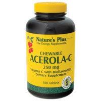 Acerola C Complex 250mg Nature's Plus 180 Chewable