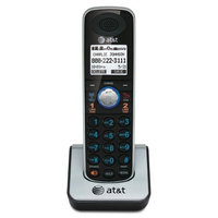 AT & T TL86109 DECT 6.0 2-line Bluetooth Cord-Cordless Phone System With 5 Expandable Handsets Bundle