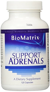 Support Adrenals 120 caps by BioMatrix