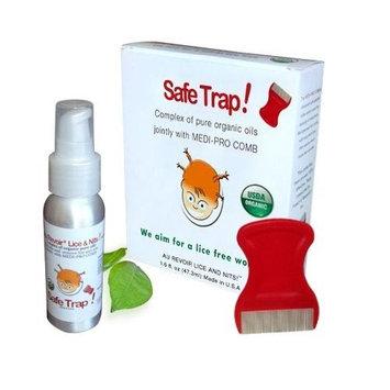 Au Revoir Lice And Nits Safe Trap - Au Revoir Lice & Nits