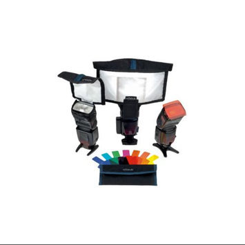 Rogue Starter Flash Lighting Kit with Softbox, Bounce Diffuser, Reflector and Gel