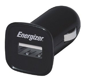 Energizer 10W USB Car Charger For Apple Products