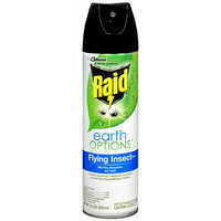 Raid Earth Options Flying Insect Killer Unscented