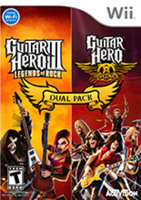 Activision Guitar Hero 2 Pack  Guitar Hero 3 And Aerosmith