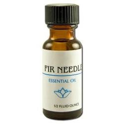 Lotus Brands - Pure Essential Oil, Fir Needle Oil, 0.5 oz