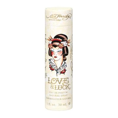 Ed Hardy Love & Luck 1.0 oz Eau de Parfum Spray for Women