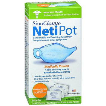 SinuCleanse Neti Pot All Natural Nasal Wash System