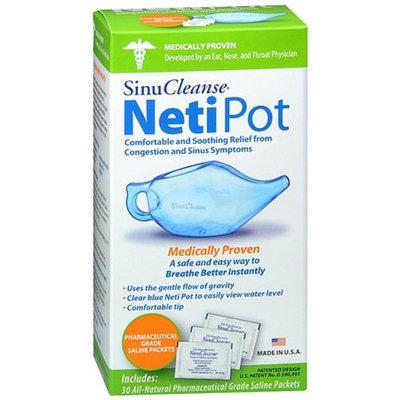 SinuCleanse Neti Pot All Natural Nasal Wash System