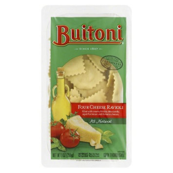 Buitoni All Natural Four Cheese Ravioli