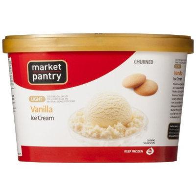 market pantry MP ICE CREAM 48-OZ LIGHT VANILLA