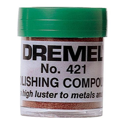Dremel 421 Polishing Compound-POLISHING COMPOUND