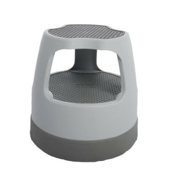 task*it Step Stool:  Scooter Stool - Gray