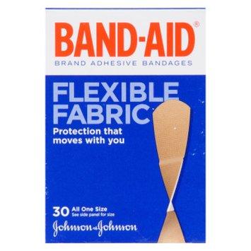 Band Aid Band-Aid Flexible Fabric Bandages, 30 ct - 1