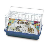 Super Pet Hamster Take Me Home Small Travel Carrier, Colors Vary