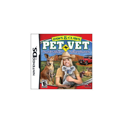 THQ Paws & Claws Pet Vet: Australian Adventures