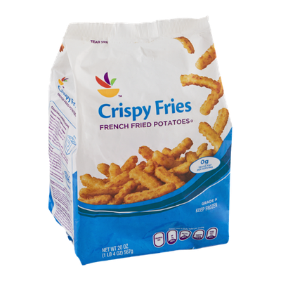 Ahold French Fried Potatoes Crispy Fries
