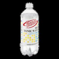 Vintage Diet Tonic Water
