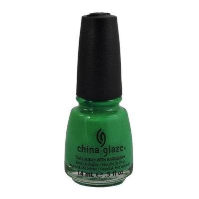 China Glaze Four Leaf Clover 80936 [Health and Beauty]