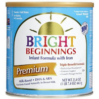 Bright Beginnings Premium Formula, 23.4 -Ounce