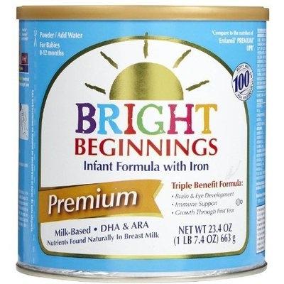Bright Beginnings Premium Formula, 23.4 -Ounce